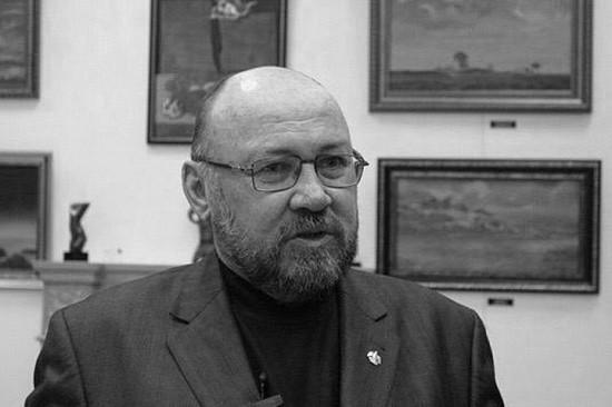 В Уфе умер художник с мировым именем Сергей Краснов